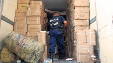 Costa Rica extiende lucha contra comercio ilícito a Centroamérica