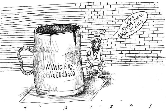 Pobreza extrema... | Trizas