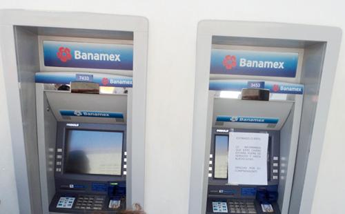 Fallan cajeros de sucursales banamex diario imagen for Efectivo ya sucursales