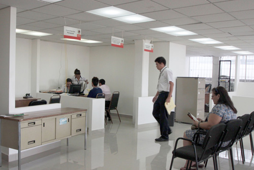 Reprobadas dependencias en materia de protecci n civil for Que es una oficina publica