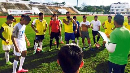 Sabiendo el potencial futbolero que se alberga en este destino de playas, la directiva playense ha enviado sendas convocatorias vía redes sociales a jugadores de Cancún.
