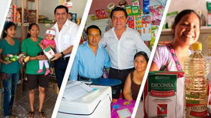 Pese a dejar perder 5 toneladas de alimentos, Mario Castro ...