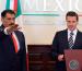 Peña Nieto toma protesta a nuevo director del ISSSTE