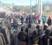 """Policías estatales de Chiapas reprimen a padres de """"los 43"""""""