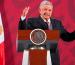 Critica López Obrador cobertura de medios a la marcha feminista