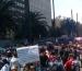 Más de 80 mil feministas se manifiestan en el Zócalo