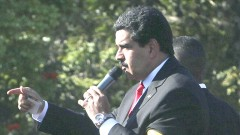Nicolás Maduro, encargado del despacho presidencial venezolano, al anunciar que el cuerpo de Hugo Chávez estará expuesto siete días más.