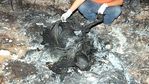 Hombre quemado de colonia Santa Cecilia tendría 27 años | .::Diario ...