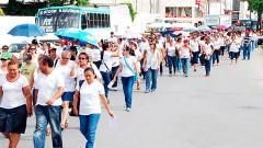 Las marchas de maestros serán sólo un referente, hoy los docentes reanudan su actividad.
