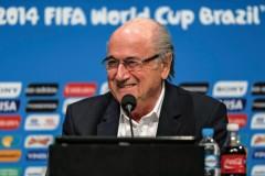 Joseph Blatter, presidente de la FIFA, entregó ayer su informe final sobre la Copa del Mundo Brasil 2014.