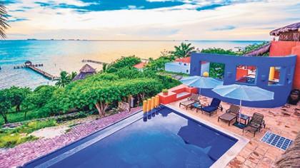 De acuerdo con información de la Dirección de Turismo de dicho municipio, la infraestructura de los hoteles de la ínsula permite que se mantenga la llegada de turistas.