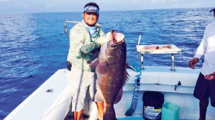 A pesar que ya van dos semanas de la desaparición, pescadores de Quintana Roo se solidarizan con la búsqueda de los cinco pescadores de Isla Mujeres.