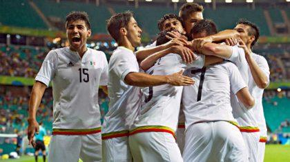 México y Alemania empataron a 2 en la primera jornada en el Grupo C del torneo de futbol varonil de los Juegos Olímpicos de Río 2016.