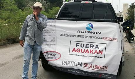 Avalan consulta popular para revocar concesión a Aguakan   .::Diario Imagen  Quintana Roo On Line::.